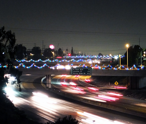 805 Holiday Lights
